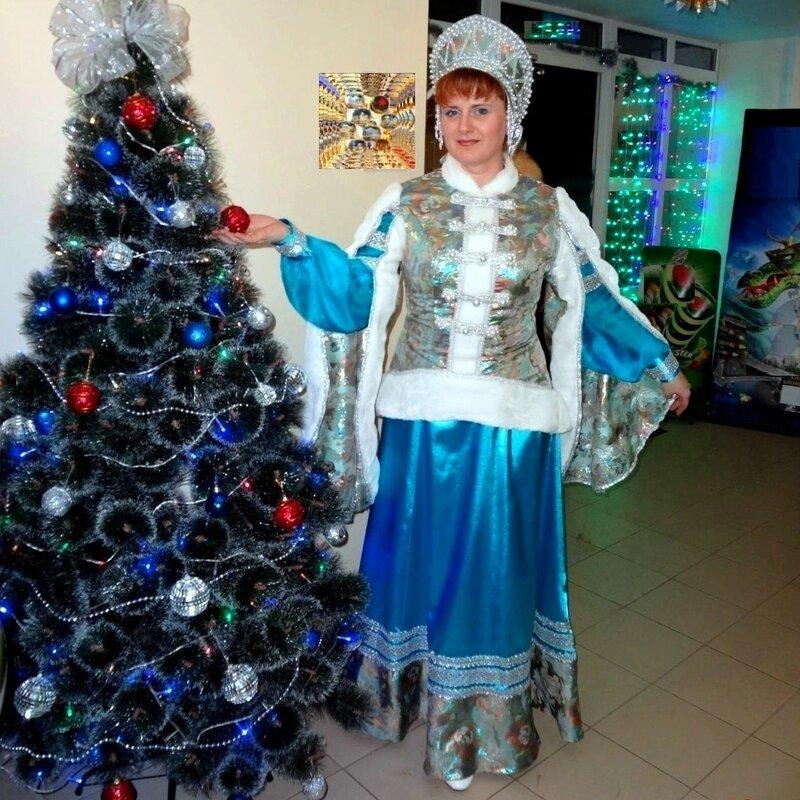 На празднике сказочной Снегурочки .jpg