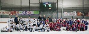 Кубок главы Находкинского городского округа по хоккею завоевали юные спортсмены команды «Полюс» из Владивостока