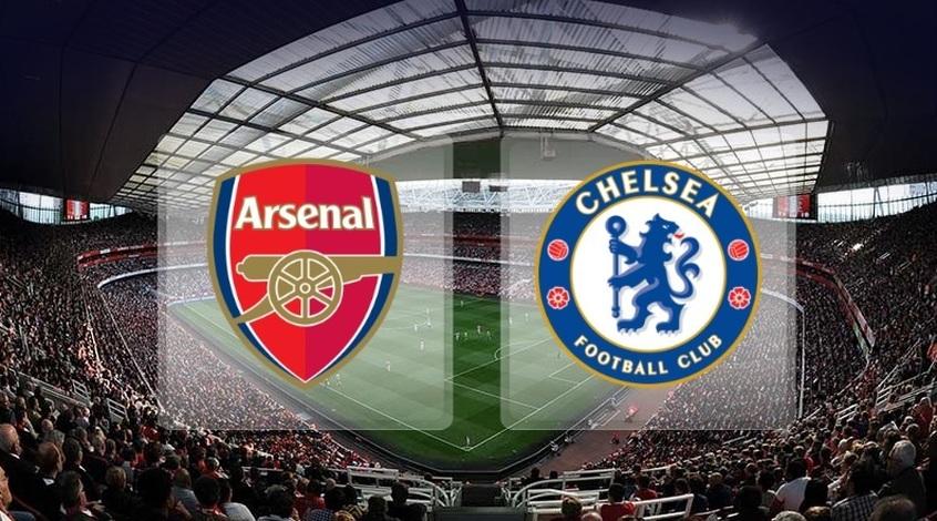 Арсенал – Челси (03.01.2018) | Чемпионат Англии 2017/18 | Премьер Лига | 21-й тур