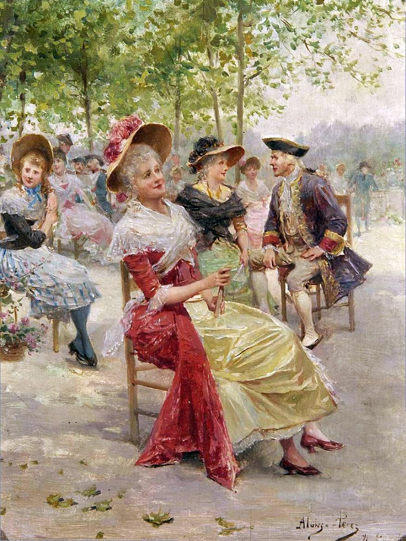AN AFTERNOON IN THE PARK