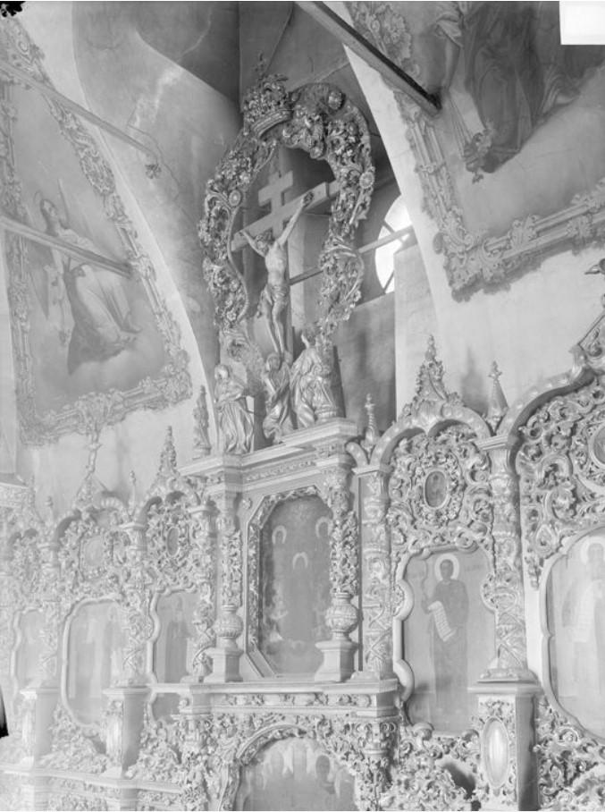 Церковь Рождественская (Строгановская). Главный алтарь
