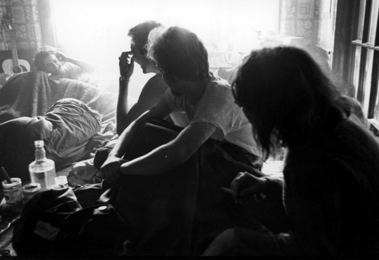 1966. Ночлежка для хиппи