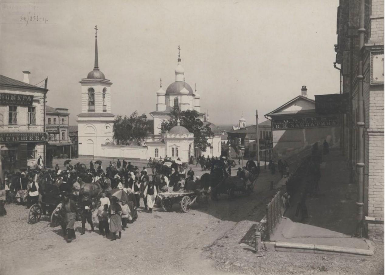 Зеленский съезд и Казанская церковь