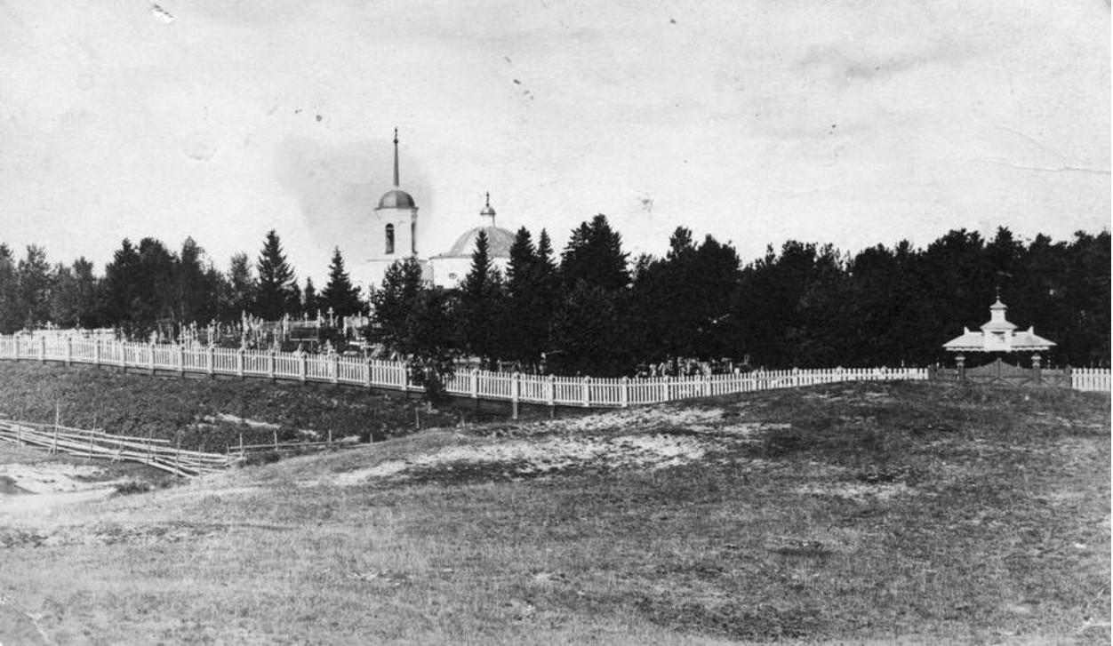 Кладбище у Лазаревской церкви