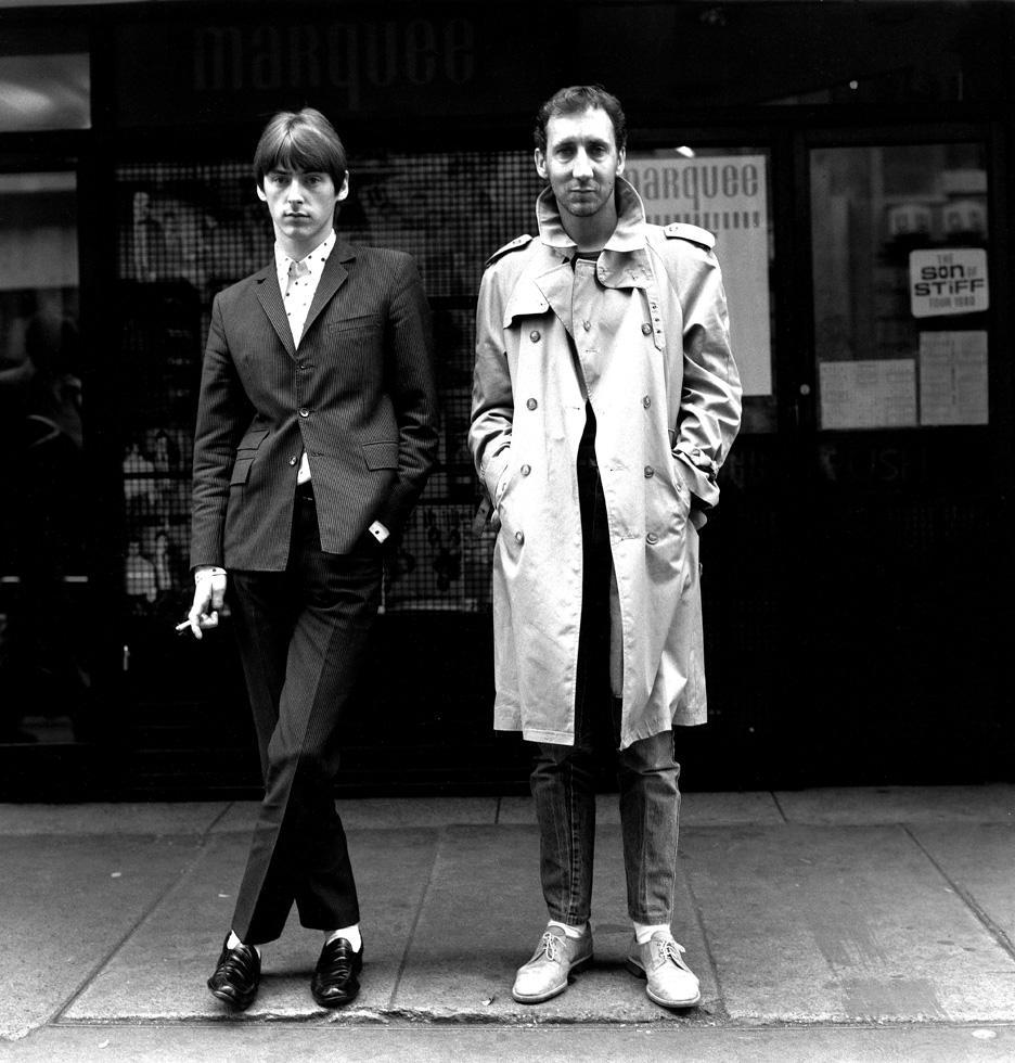 1980. Пол Уэллер & Пит Таунсенд