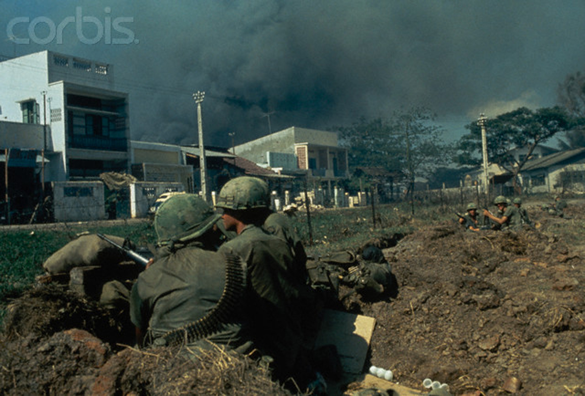 Вторая атака Северного Вьетнама на Сайгон. Май