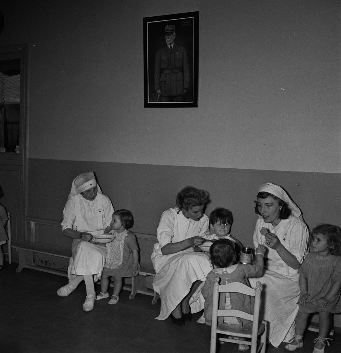 10. Волонтер в детской клинике