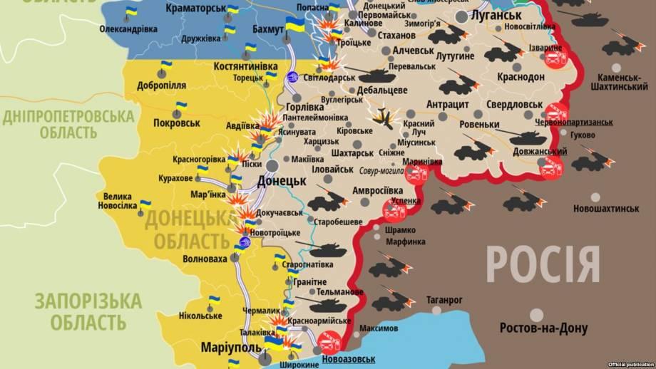 От начала «пасхального перемирия» боевики совершили 230 обстрелов на Донбассе – штаб