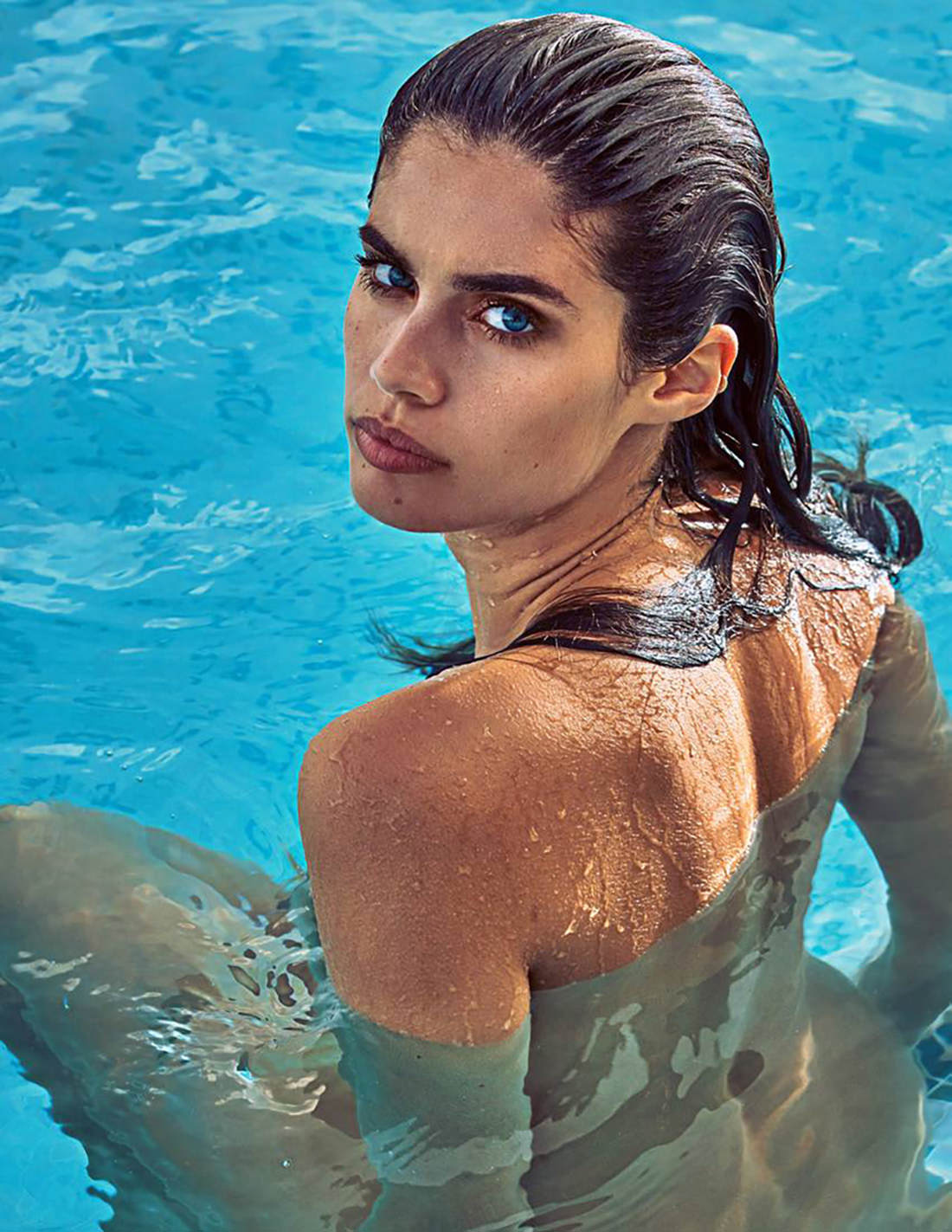 Sara Sampaio by Guy Aroch for Madame Figaro April 6 2018 + Unpublished