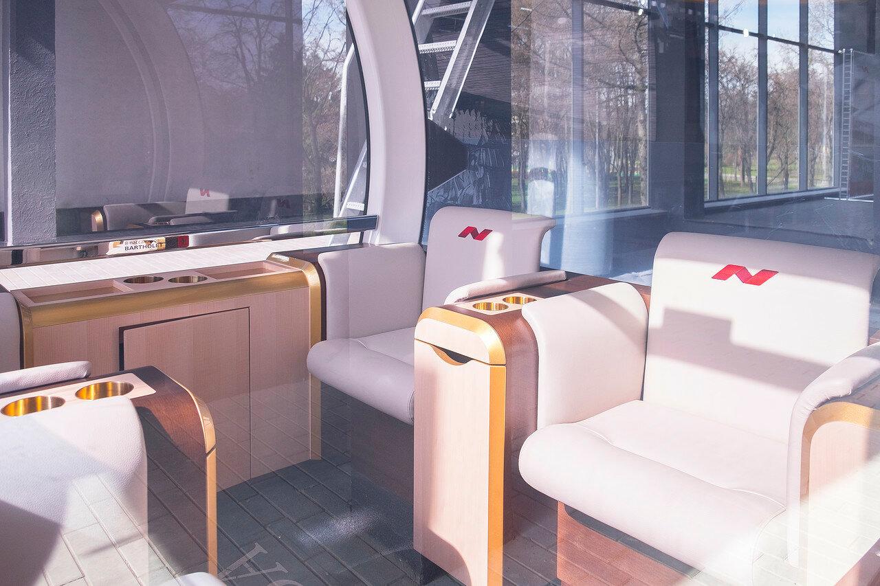 В Москве появился новый вид транспорта от BARTHOLET