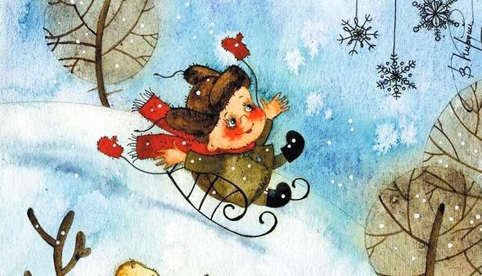 детство средство иллюстрации радость ещё снежинка
