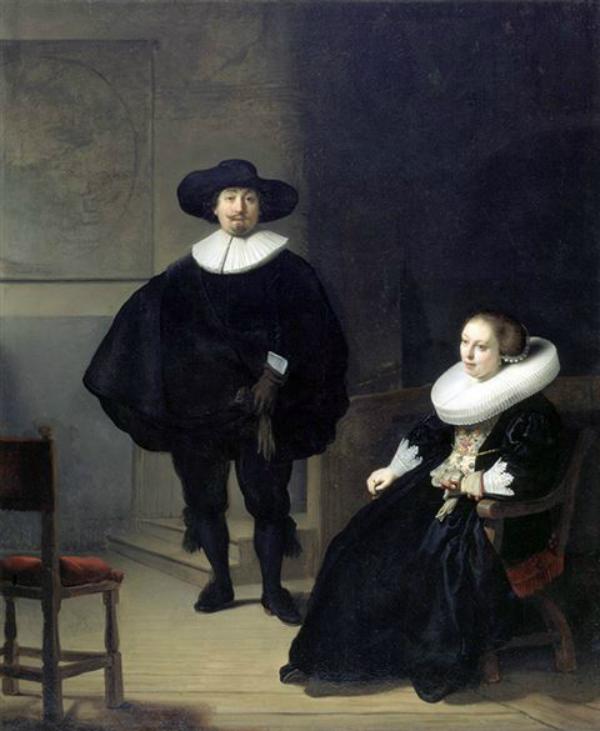виртуальная реальность искусство картины кража Рембрандт