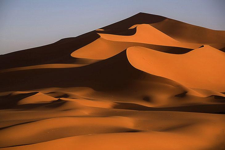 Путешествие по пустыне Сахара (66 фото)