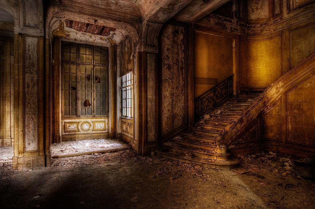 заброшенные здания фотограф Фотография места заброшенное заброшенная вилла