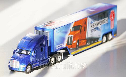 Грузовик Kinsmart Kenworth T700