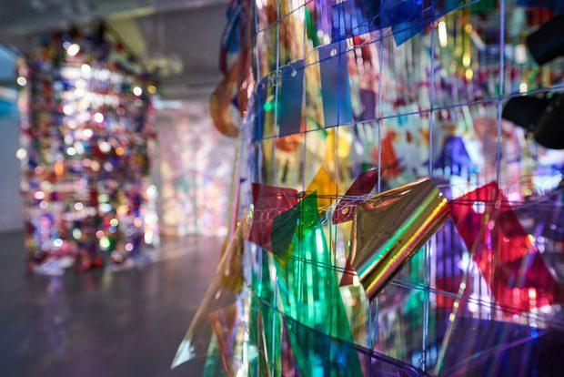 art design exhibition wind