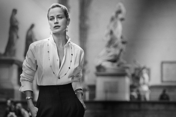 Carolyn Murphy is the Face of Buccellati Spring Summer 2018 Collection
