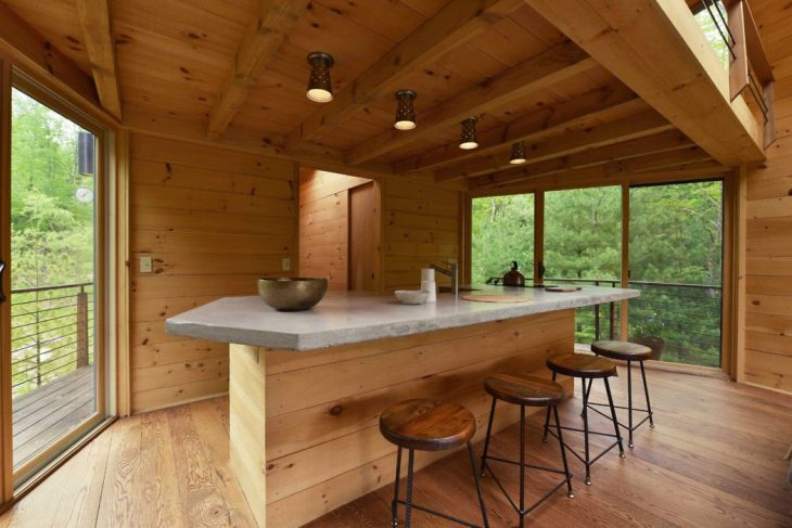 Inhabit Treehouse by Antony Gibbon Designs