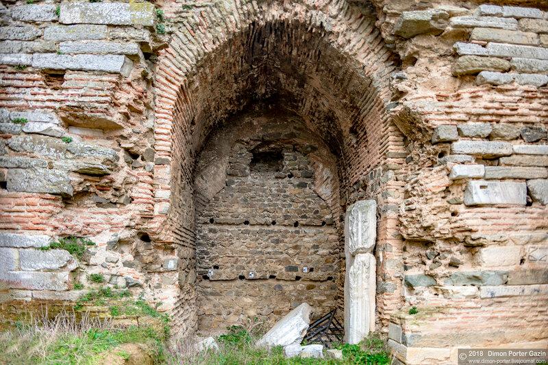 Анадолу Кавагы. Крепость Йорос