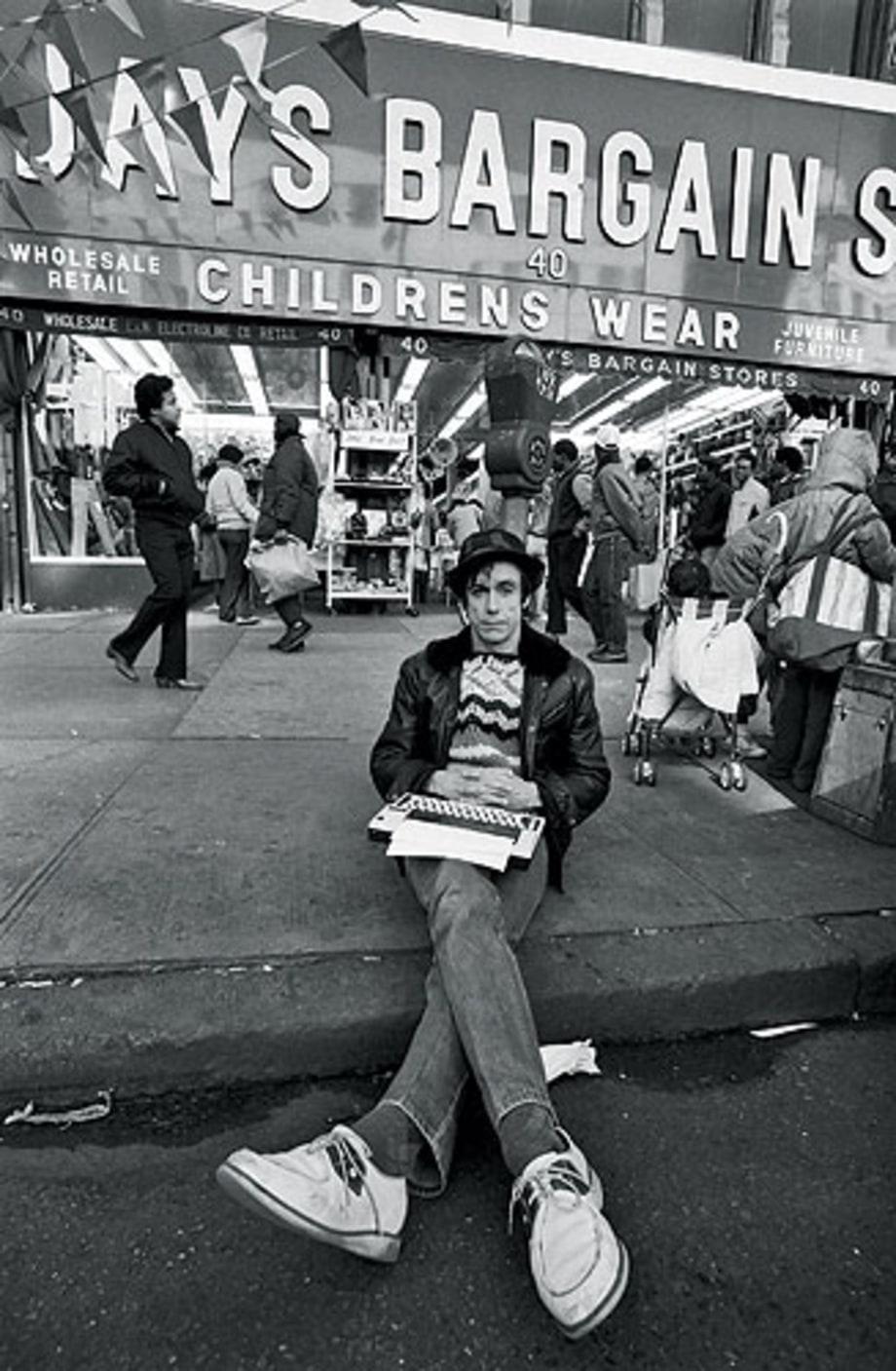 1984. Игги Поп
