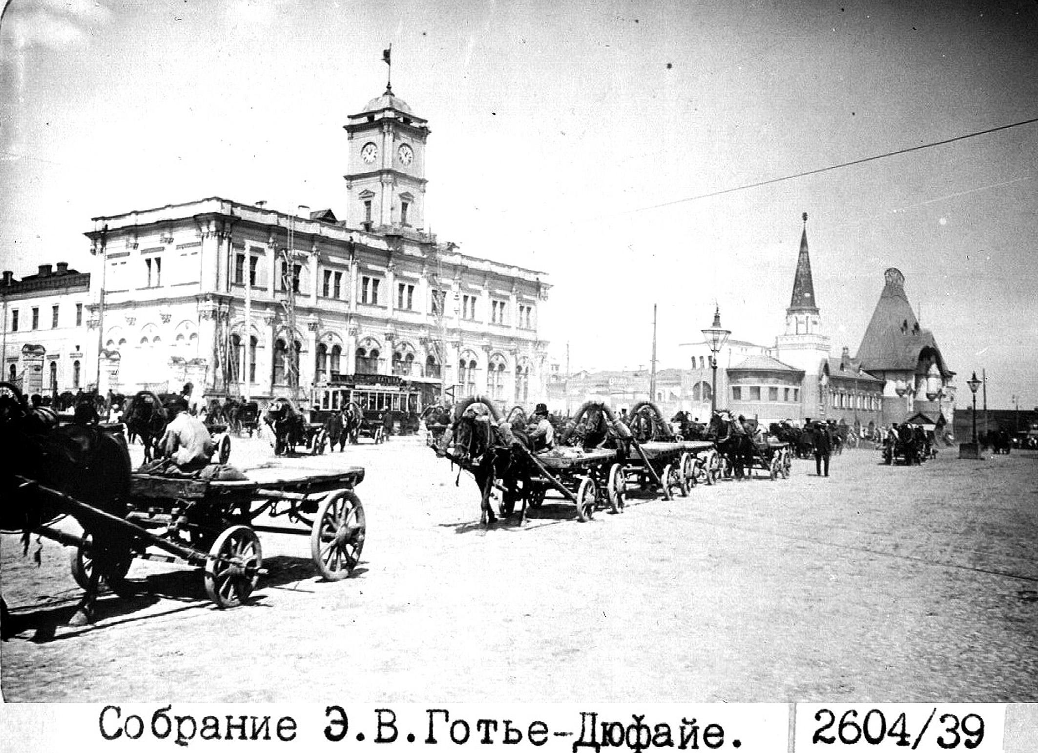 Каланчёвская площадь