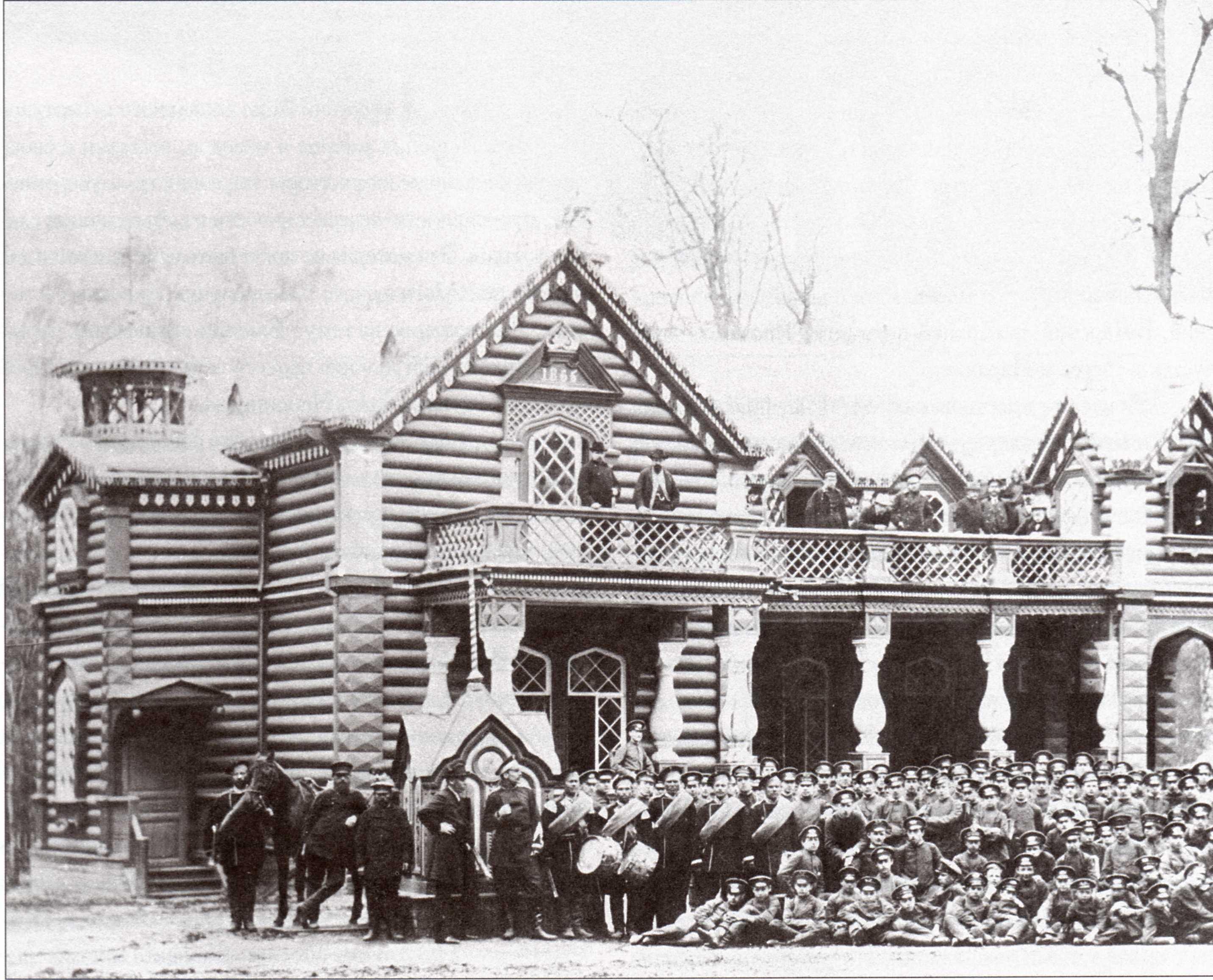 Измайловская пасека. 1890-е.