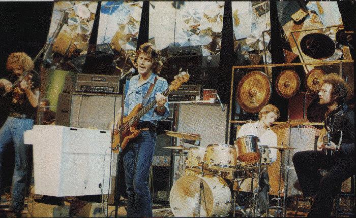 Image result for king crimson live 1974