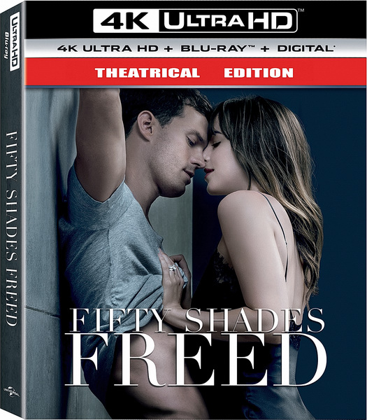 Пятьдесят оттенков свободы / Fifty Shades Freed (2018/BDRip/HDRip)