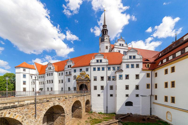 Torgau - Schloss Hartenfels