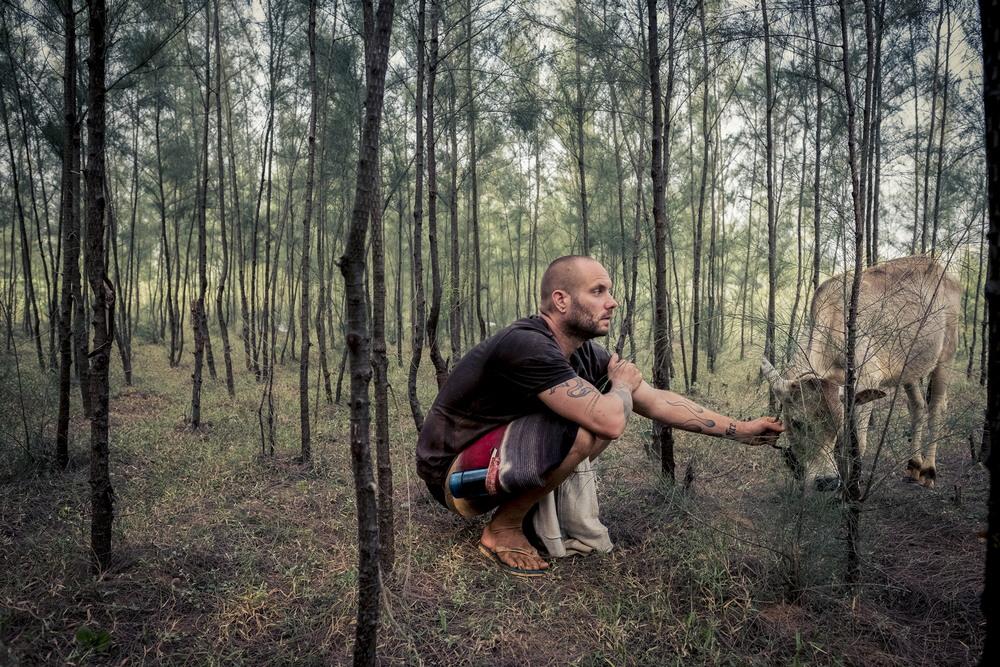 Город Ауровиль в индийских джунглях, где нет полицейских и все живут по учениям духовного гуру