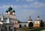 Яблочный Спас в Ростове Великом