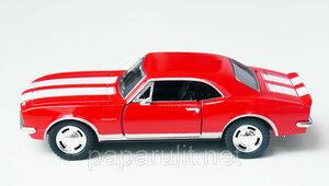 камаро 1967 игрушечная