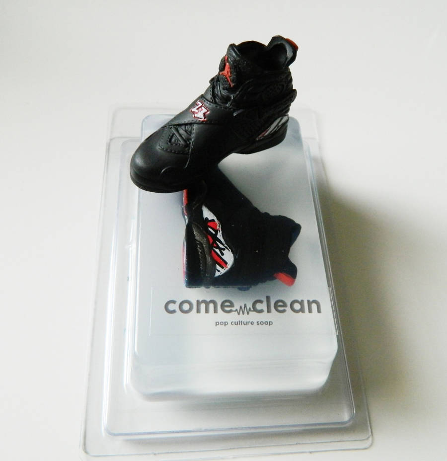 Soaps of Iconic Nike Sneakers