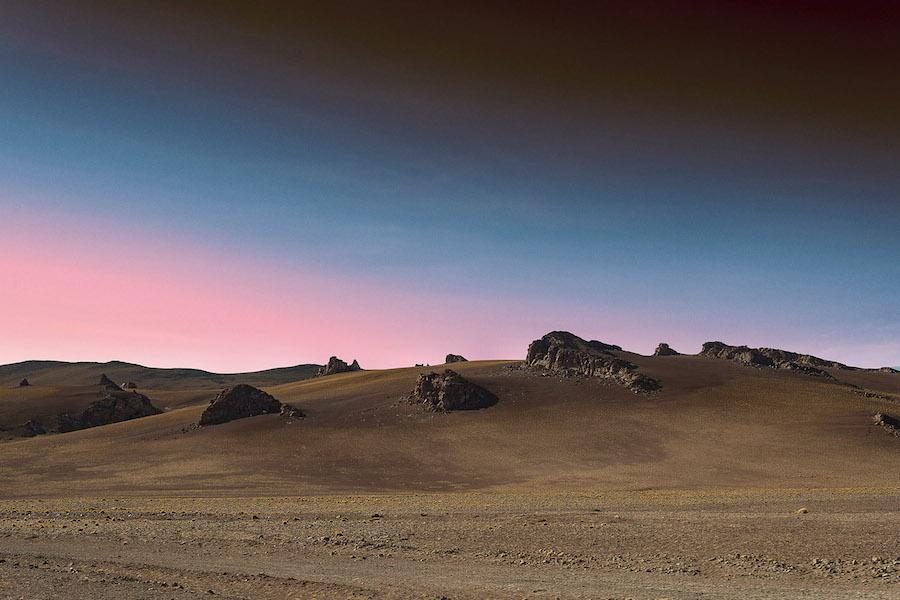 desert deserts Chile sand impressions sky photos Series