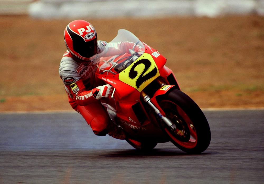 Рэнди Мамола - легенда MotoGP