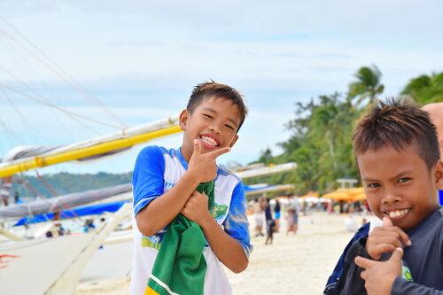 Радость детства. Филиппины