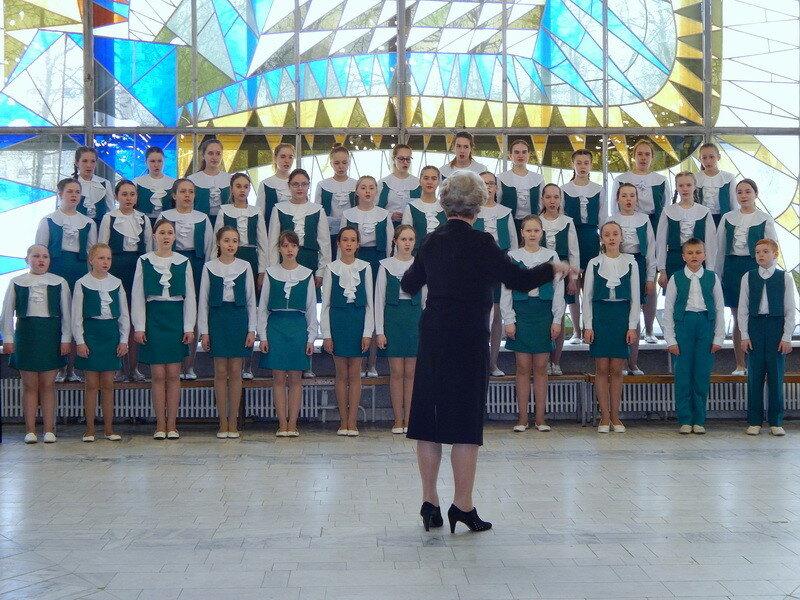 Концерт Пасхальный