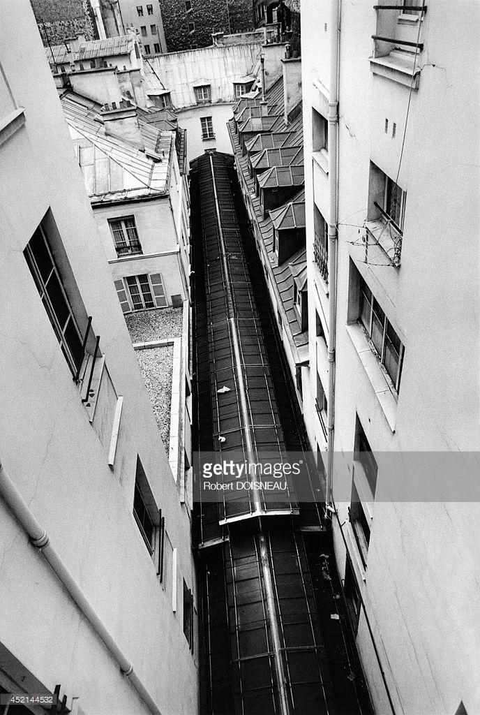1981. Пассаж дю Прадо. Париж