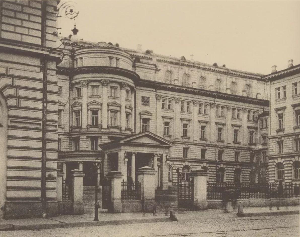 Здание Консерватории