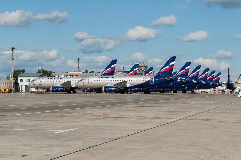 Sukhoi Superjet 100-95B (RA-89059) Аэрофлот 0671_D703589