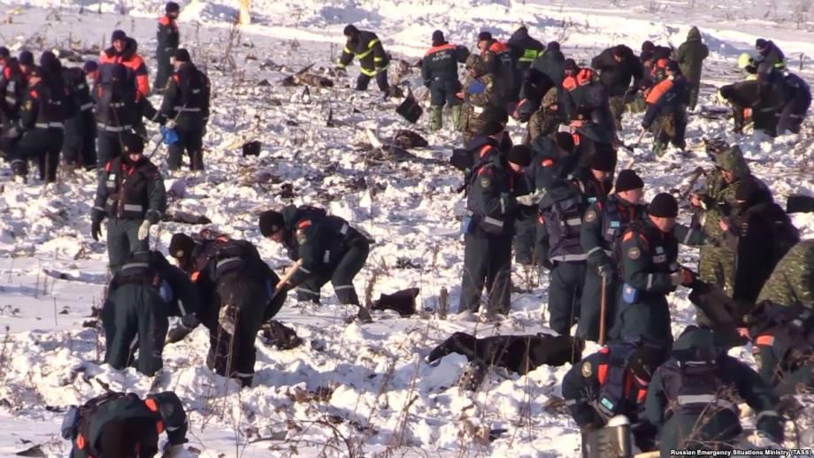 «Ространснадзор» приказал авиакомпаниям России прекратить полеты на Ан-148 после катастрофы в феврале