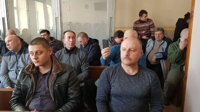 Запорожские активисты приехали на Львовщину, чтобы поддержать Давида Сакварелидзе