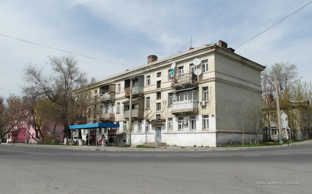 Дом на Володарского в Шымкенте