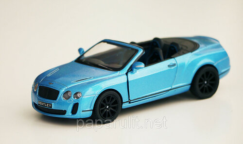 Kinsmart Bentley Continental Supersports