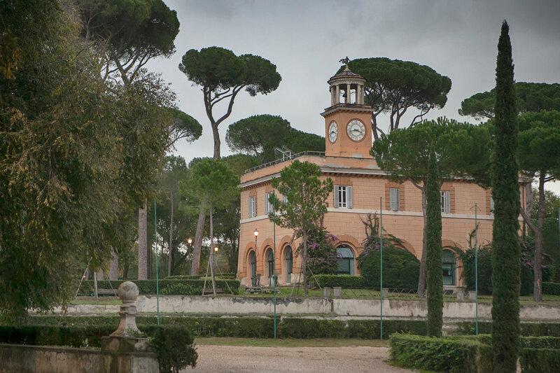 Galleria Borghese, Villa Borghese, Rome, Italy, Europe