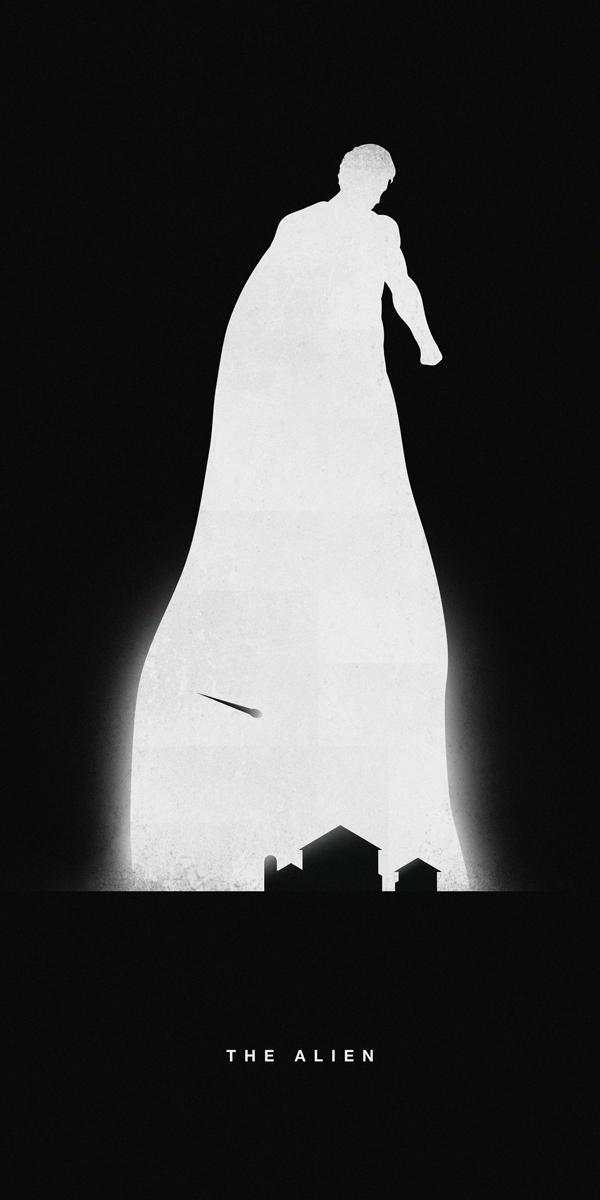 The Past And Present Of Superheroes - Khoa Ho