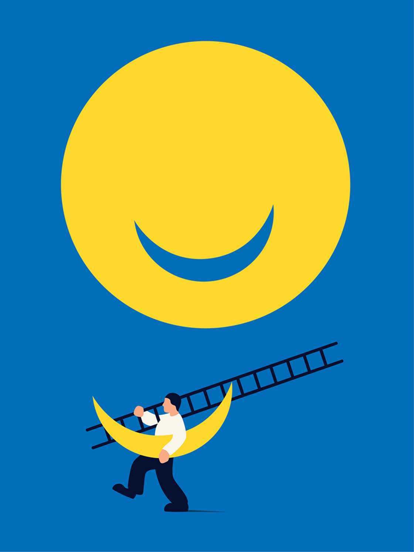 Ilustracoes satiricas e minimalistas de Francesco Ciccolella