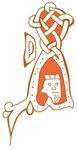 Буквица В (вѣди), 14 век