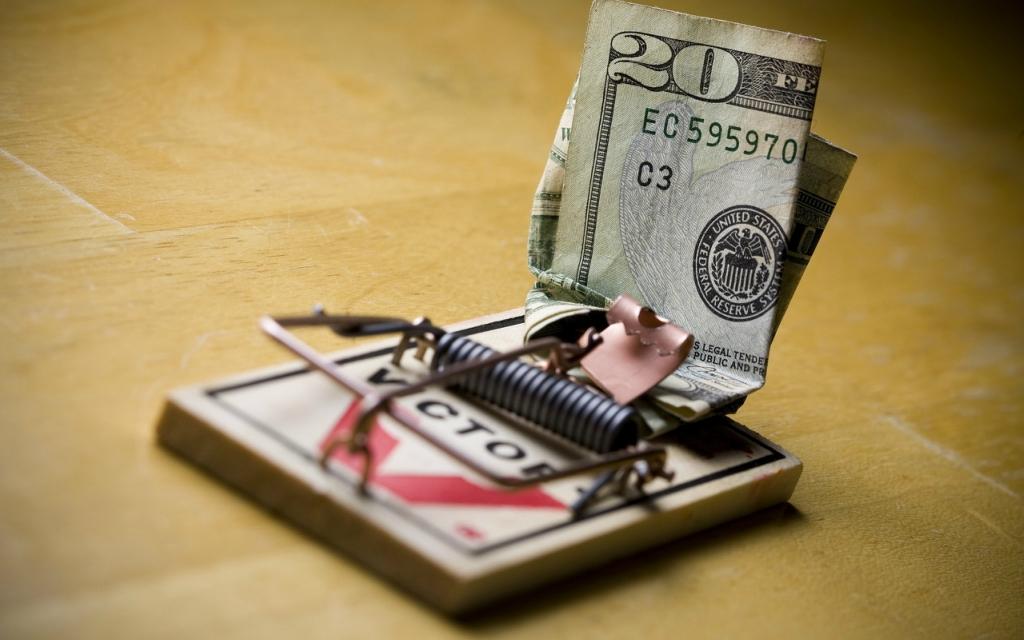 Опасная игра с долларом российских банков.jpg