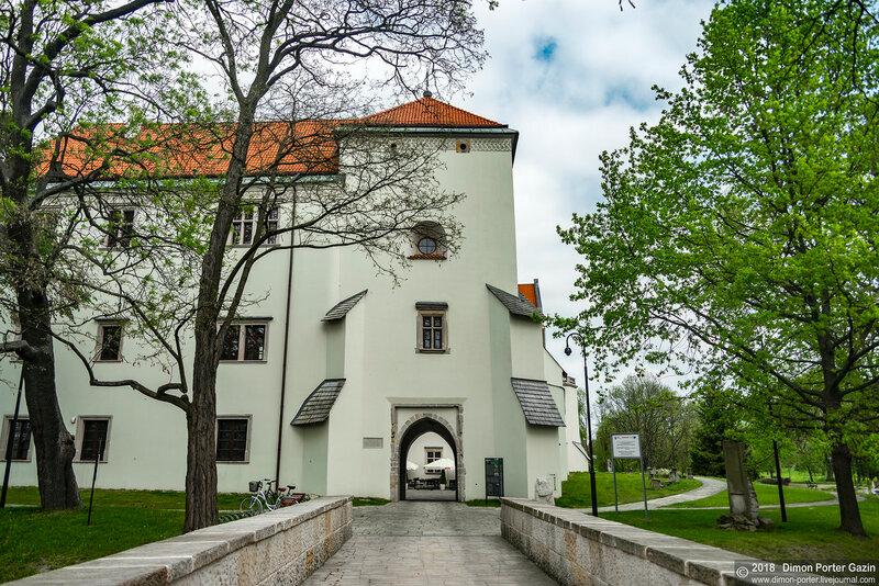 Шидловец. Шидловецкий замок